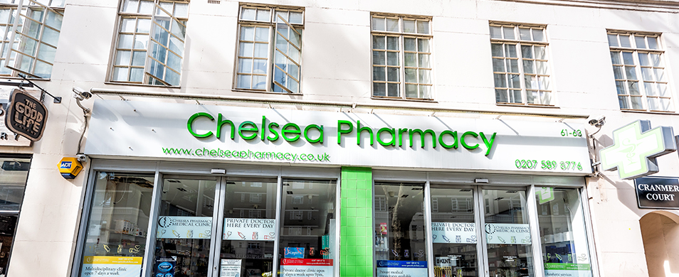 """Pharmacy first"": esperimento riuscito In Inghilterra"