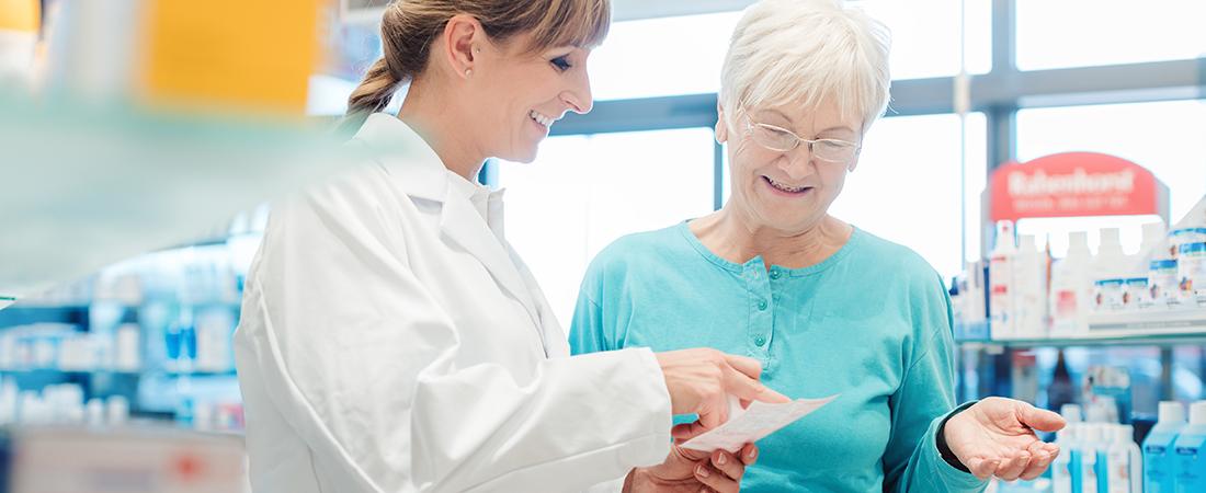 Aderenza nel paziente cronico: la farmacia è pronta