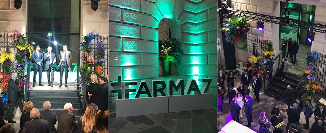 """A Milano grande festa per il nuovo """"Farma 7"""""""