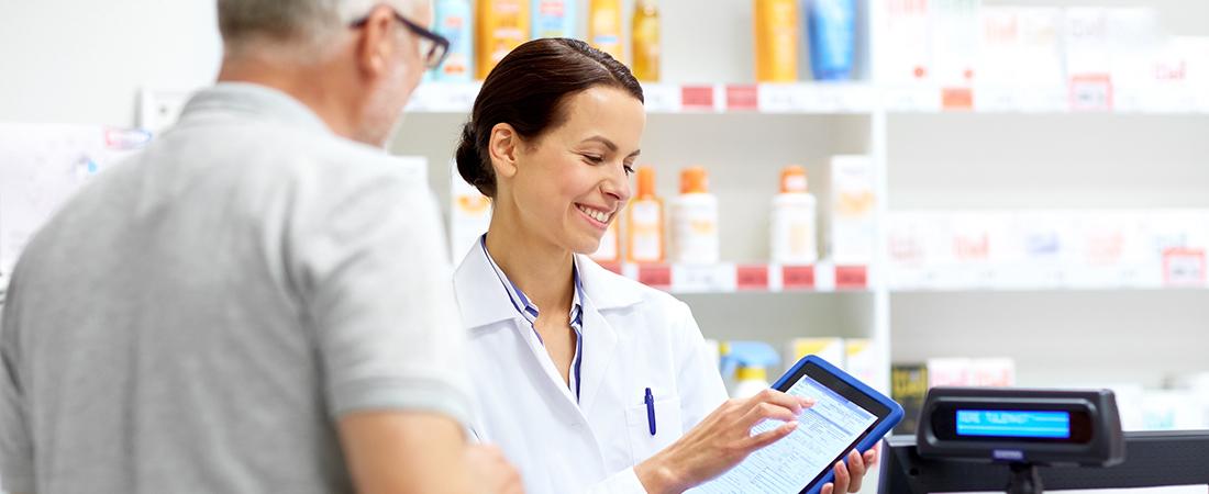 Coronavirus: in Lombardia la ricetta si stampa in farmacia