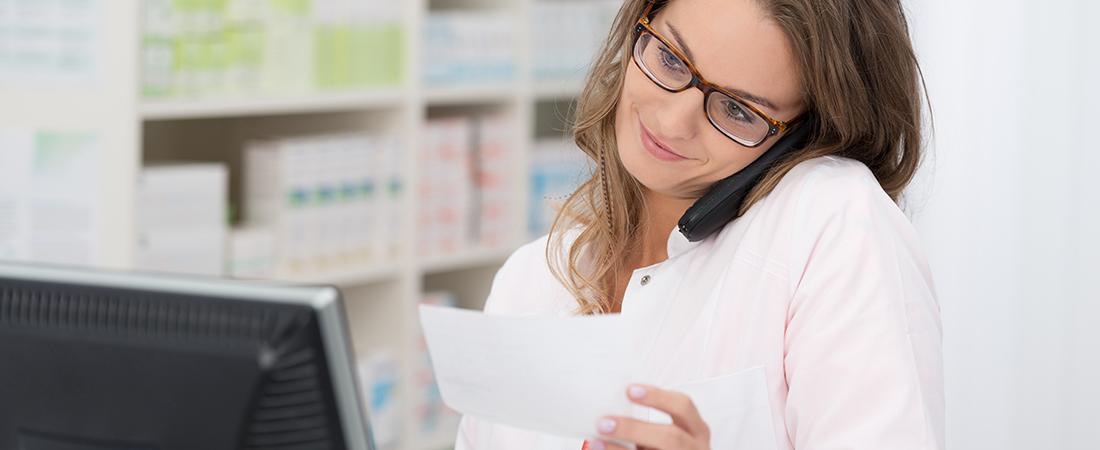 Coronavirus: in tutt'Italia la stampa del promemoria in farmacia
