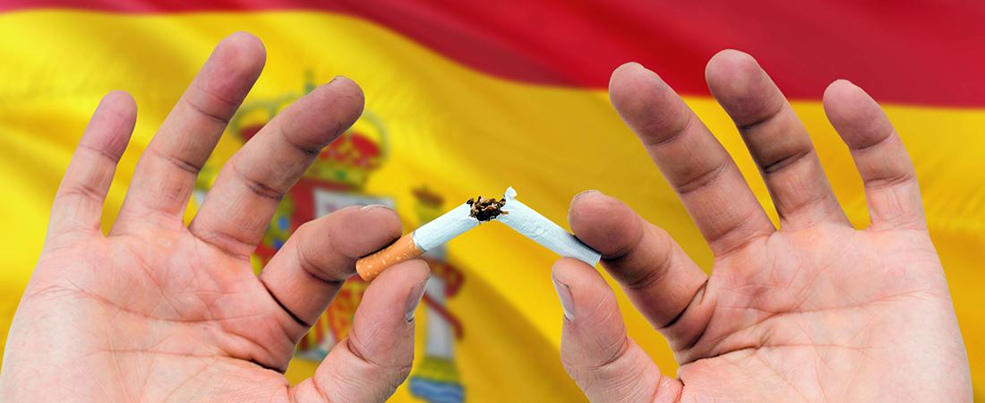 """Spagna: successo della campagna """"Stop Smoking"""""""