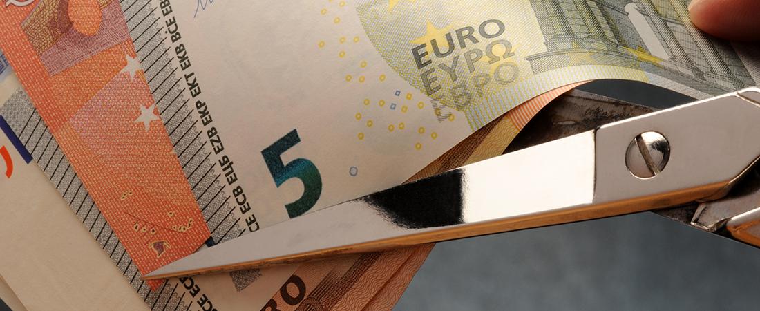Bankitalia: cala il reddito degli italiani (-36%)