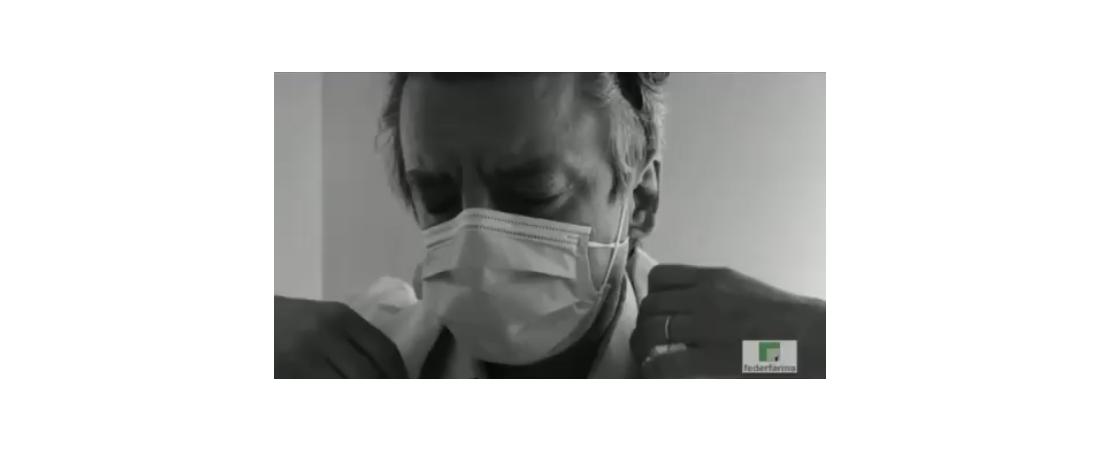 """""""#andràtuttobene"""", la videolettera di Dario Castelli"""