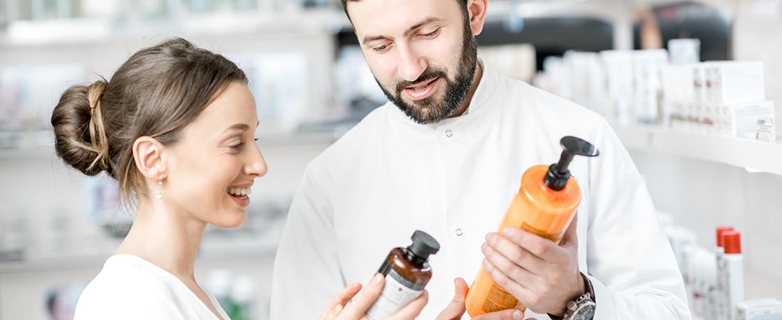 Cosmetica: nell'anno del Covid, la farmacia supera la profumeria