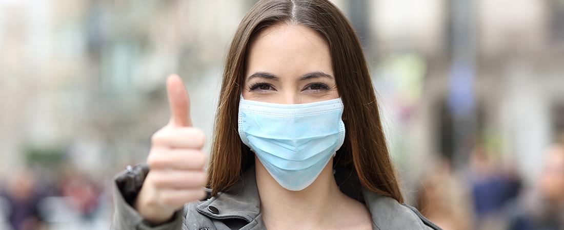 """Io indosso la mascherina"": una campagna on line"