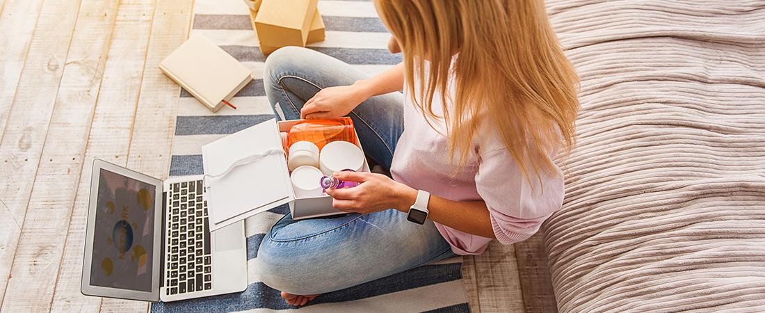 L'e-commerce nel settore beauty