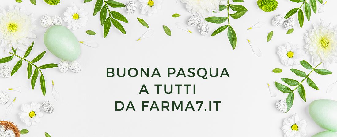 """Buona Pasqua e buone feste a tutti da """"farma7.it""""!"""