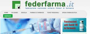 Informazioni sui vaccini in farmacia