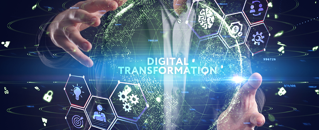 La digital transformation va fatta in rete