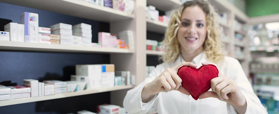 Monitoraggio della pressione in farmacia in aumento