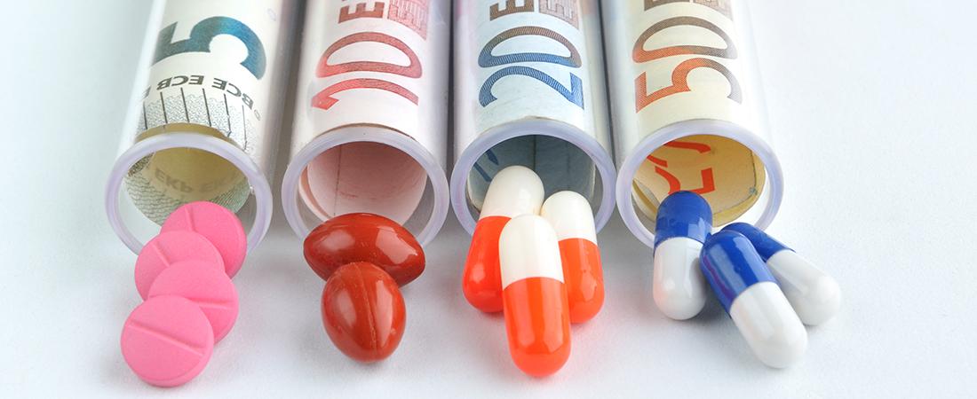 Spesa farmaceutica Ssn 2020: un calo del 2%