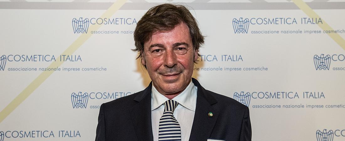 Renato Ancorotti confermato presidente di Cosmetica Italia