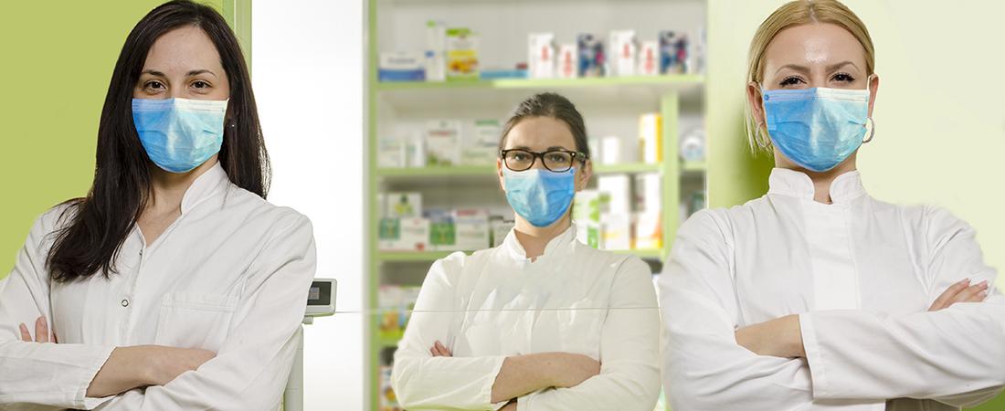 Farmacisti collaboratori: il loro ruolo durante la pandemia