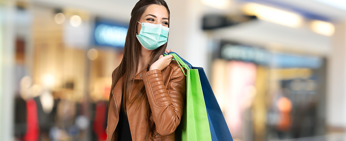 Lo shopping degli italiani post pandemia