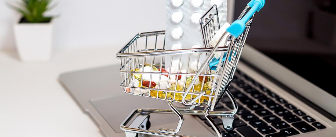 Sempre in crescita l'e-commerce di Health & Pharma