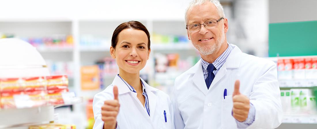 Molte richieste di test rapidi: la farmacia non si tira indietro